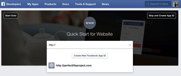 opengraphpro,URL登録