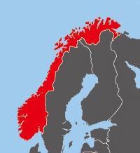 ノルウェー,フィヨルド