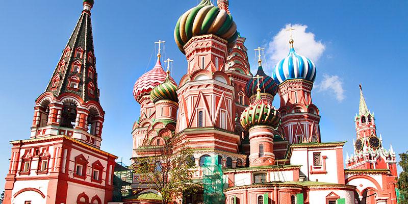 ロシア,世界遺産