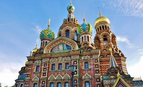 サンクトペテルブルク,歴史地区
