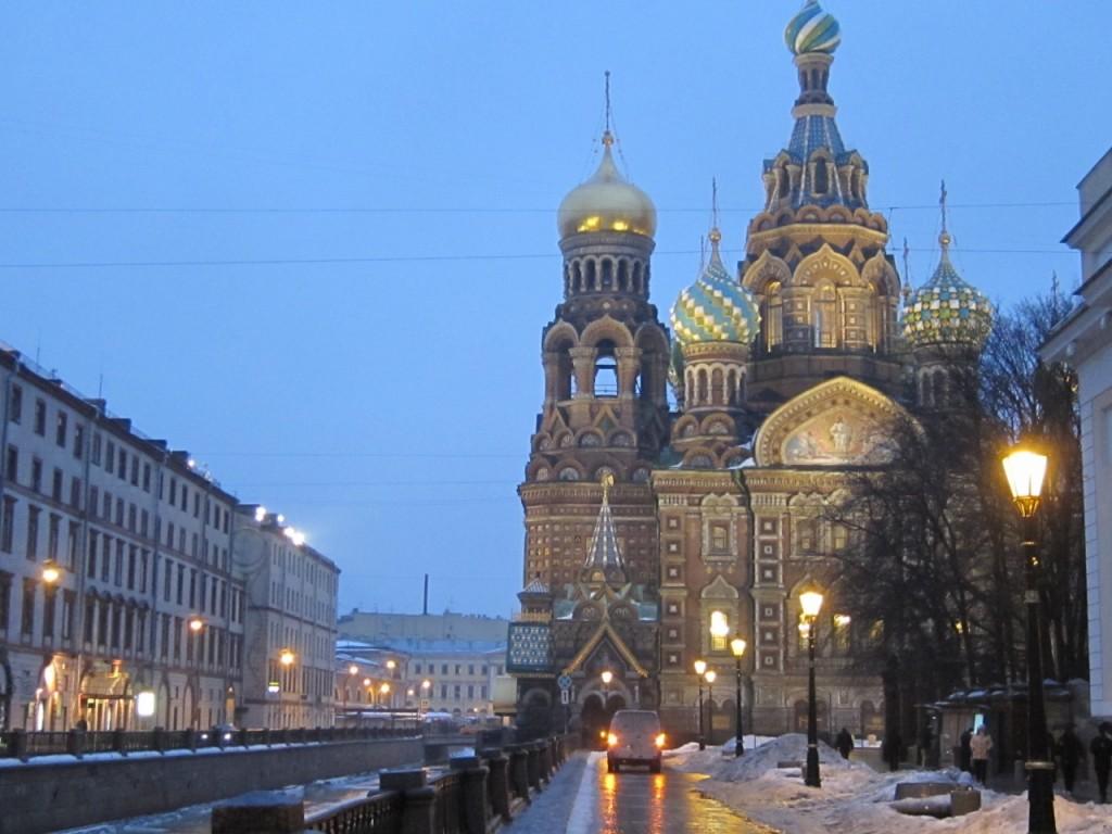 世界遺産,ロシア,サンクトペテルブルク
