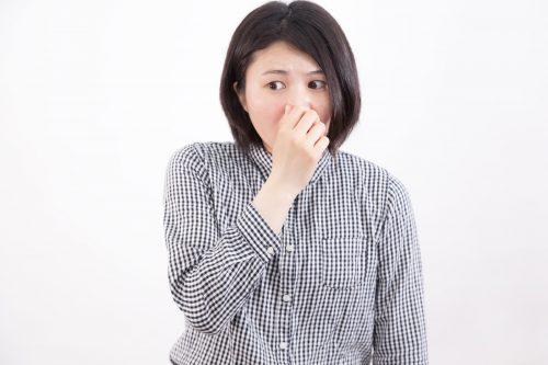 いんきんたむし 症状 臭い