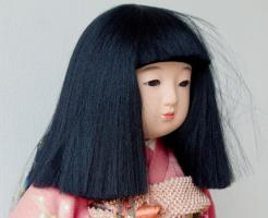 日本人形 夢 追いかけられる
