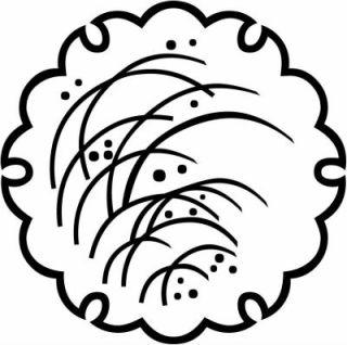 伊達政宗 家紋 雪薄紋