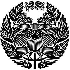 伊達政宗 家紋 牡丹紋