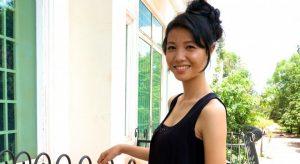カンボジア 美人