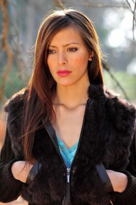 アルゼンチン 美人 Daniela Cott