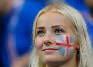 アイスランド、美女、画像